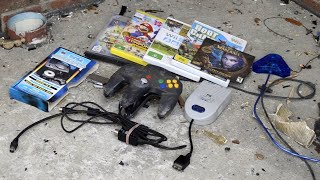 Smashing Video Game Console Accessories