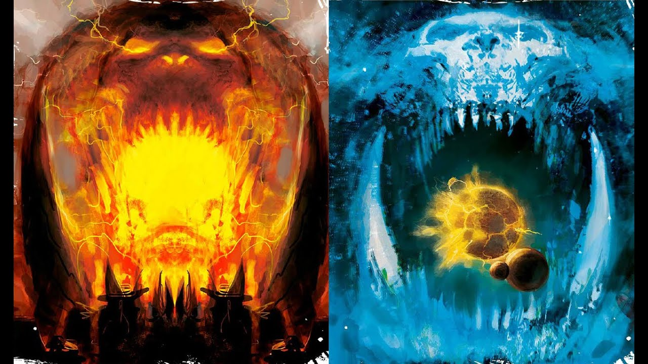 Are Eldar Gods and Ork Gods Chaos Gods - YouTube Warhammer 40k Good Chaos Gods