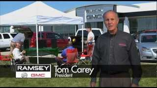 Ramsey Buick GMC September October 2011 Commercial
