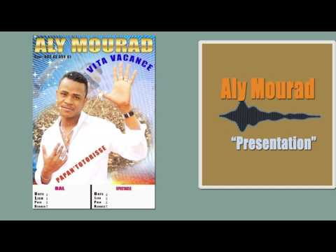 Aly mourad presentation audio 2017