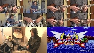 Sonic the Hedgehog - Green Hill Zone (cover)