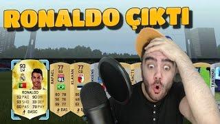 RONALDO ÇIKTI - FIFA 16 PAKET AÇILIMI