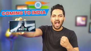 PUBG Mobile : NEW STATE | Coming To India😍😍😍