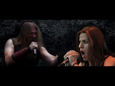 Amon Amarth - Runes To My Memory Cover by Anahid M.O.P Iranian Female Vocal آناهید خواننده راک متال mp3