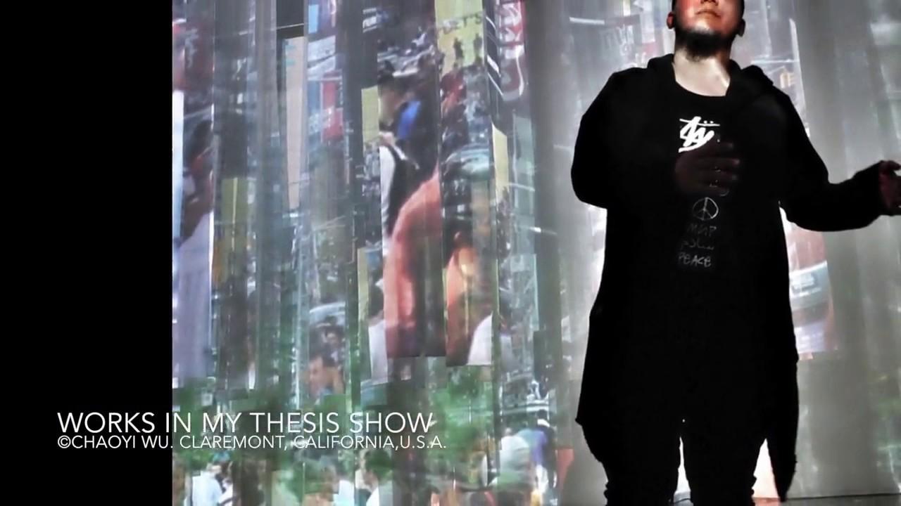 Anthropocene show - Stormy Wu