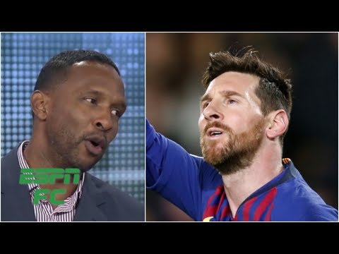 Lionel Messi 'answered' Cristiano Ronaldo's hat trick with two-goal master class | Champions League