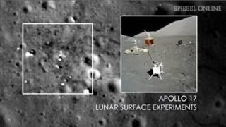 Mondlandung war kein Fake: Nasa veröffentlicht neue Beweise - SPIEGEL TV