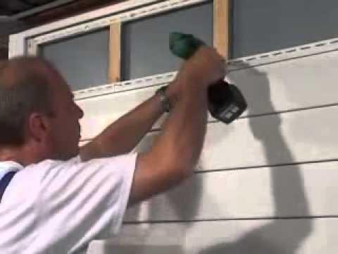Fassadenverkleidung Montageanleitung Für American Siding Fassadenpaneele  (Teil 2)