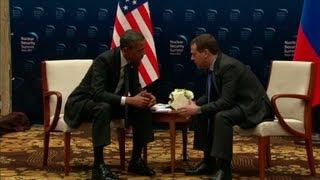 Fareed Zakaria GPS - Medvedev & Obama