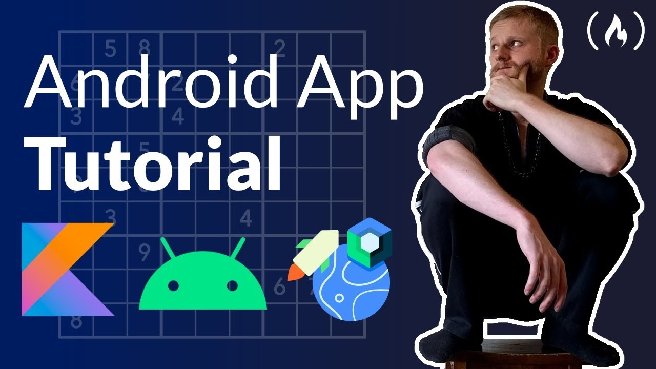Android Programming Course - Kotlin, Jetpack Compose UI, Graph Data Structures & Algorithms