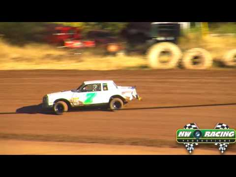 8 27 16 Street Stocks Qualifying Cottage Grove Speedway