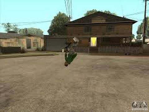 GTA SAN ANDREAS PARKOUR MOD WITH LINK  WORKING 100%