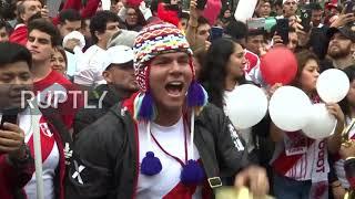 Peru: Peruvian fans 'proud' of their team despite losing Copa America finals