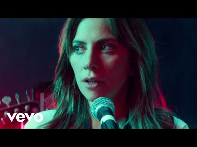 Lady Gaga Bradley Cooper Shallow From A Star Is Born Official Music Video Youtube
