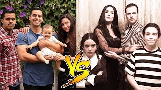 David Lopez VS Eh Bee Family Funny Videos   Who Is The Winner?