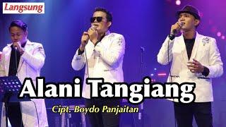 Lagu Batak || Alani Tangiang ~ Anju Trio (Live)