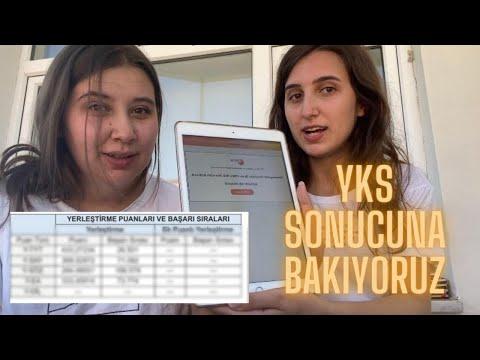 sınav sonucuna bakıyoruz #yks2021