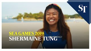 Shermaine Tung | Sea Games 2019 | The Straits Times