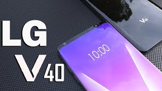 LG V40 Introduction Concept Trailer With Specifications,85% ...