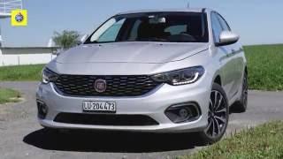 Fiat Tipo 2016 - Autotest