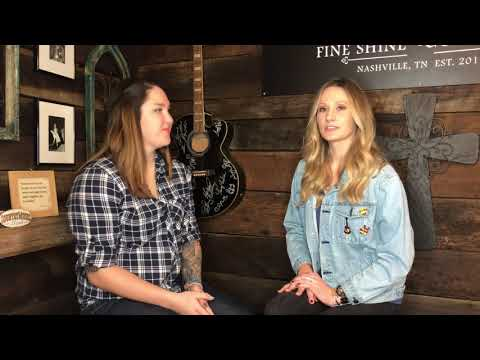 Singer-Songwriter Allie Colleen Interview with Country Music Minute