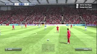Pelataan   FIFA 13 Career Mode   Liverpool osa 1:  Kotiavaus Anfield - Vastassa Man City