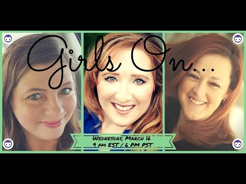 Girls On... Make-Up Application (come clean faced)