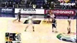 2007 FIBA Asia Chmpionship- Pilipinas-Iran 1/4
