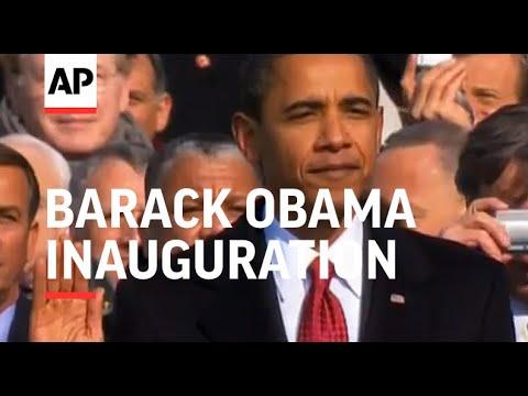 USA - Presidential Inauguration of Barack Obama - 2009