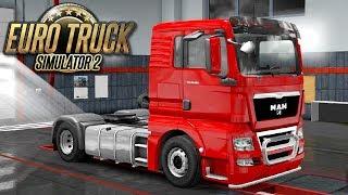 Miałem wypadek - Euro Truck Simulator 2 | (#13) [ŻART NA PRIMA APRILIS]