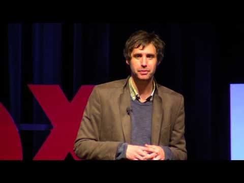 Why Did We Add a Bar to Our Bookstore? | Javier Garcia del Moral | TEDxUTA