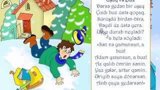 """""""Uşaq və buz """" mahnısı :-)"""