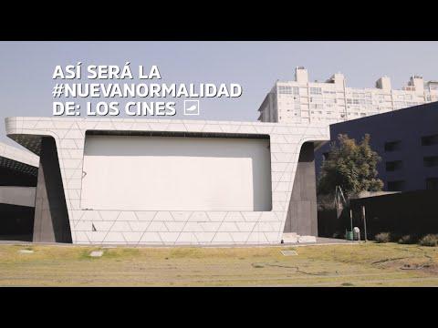 Así será la #NuevaNormalidad de: Los Cines