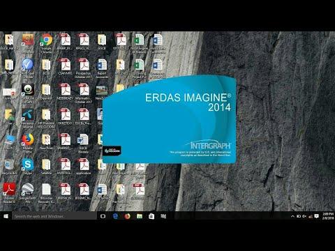 Crack erdas 2016 ERDAS IMAGINE