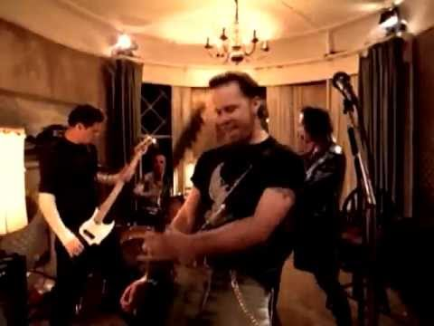 Metallica: Whiskey in the Jar (Official Music Video) from YouTube · Duration:  4 minutes 45 seconds