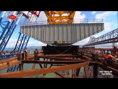 Dev Yapılar: Oakland Bay Köprüsü - San Francisco HD 720p