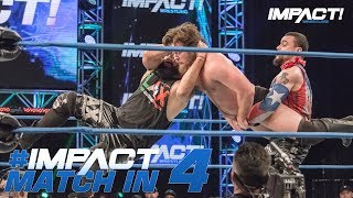 Cult of Lee vs LAX: Match in 4 | IMPACT! Highlights June 7, 2018