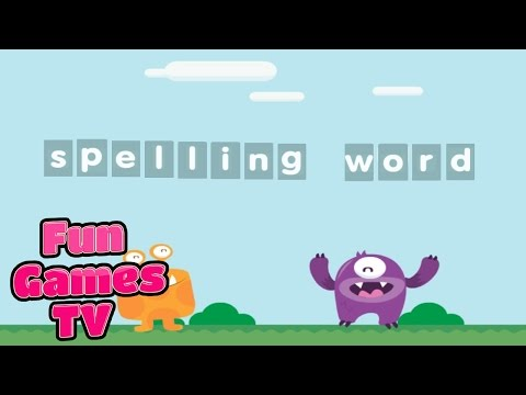 Learn 41 English Word Spelling Word Letter For Third Grade