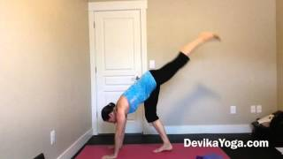 Adho Mukha Vrksasana-Handstand Tutorial