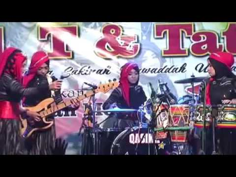BIRUNYA CINTA Qasima Live In Gebang Purworejo