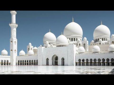 Shaikh Zayed Mosque Abu Dhabi *World's Beautiful Mosque*