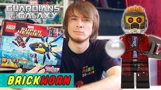 LEGO Starblaster Showdown (Стражи Галактики) - Brickworm