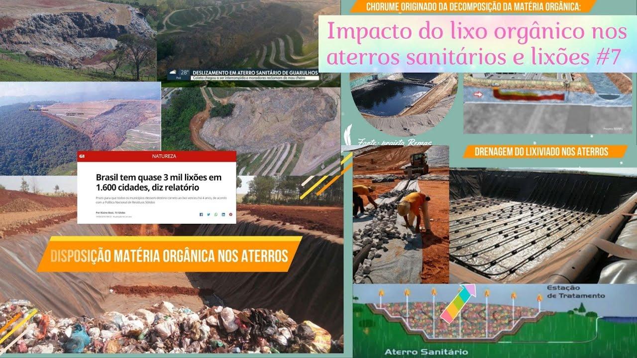 Impacto do lixo orgânico nos aterros sanitários e lixões - Série Compostagem do Zero #7/15
