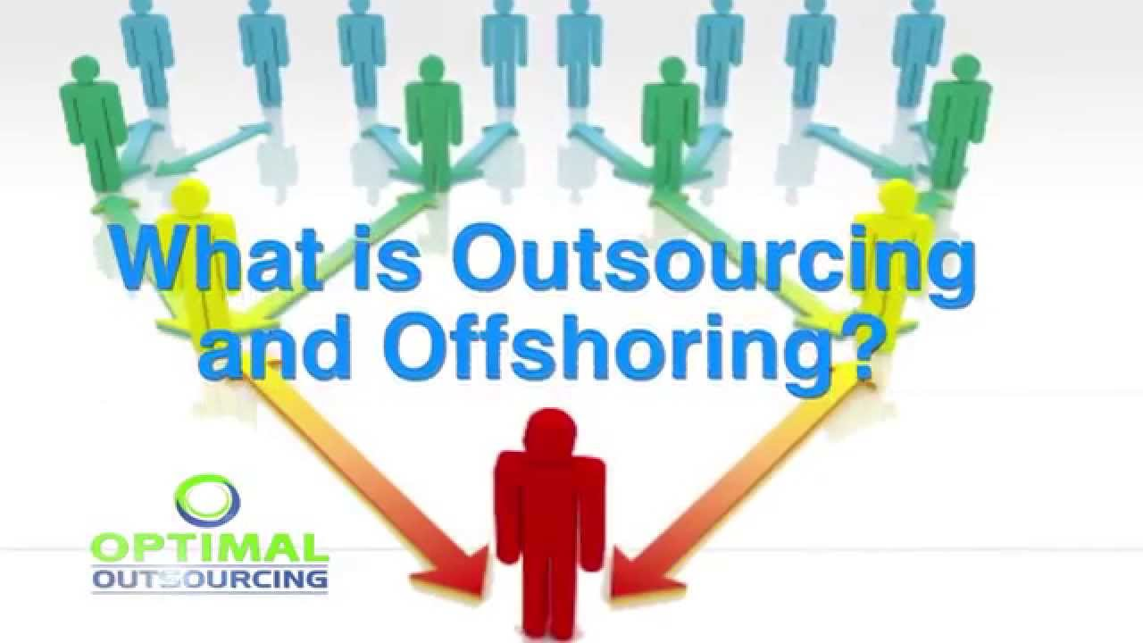 What is Outsourcing and Offshoring? - YouTube