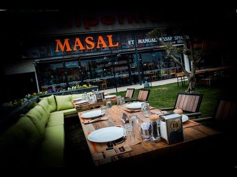 Masal Et Mangal Steakhouse Açılışı - Tekirdağ 10 Şubat 2016