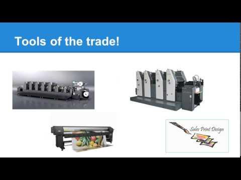 The dark underworld of the printing industry - BizSmart Lunch Learn Webinar