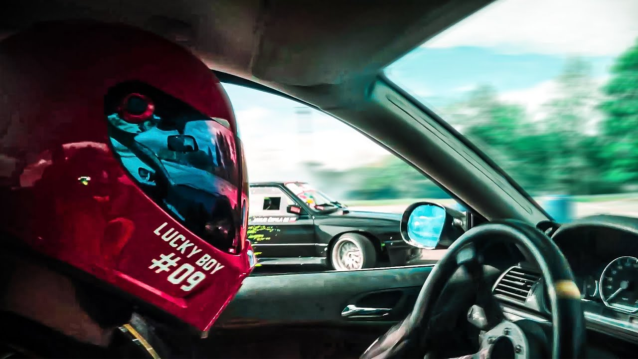 Trénink v Kopřivnici | Stavil se i Dori se svým BMW E36!