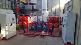Elektrikli Kızgın Yağ Kazanı, Electric Hot Oil Boiler, TSB ENERGY