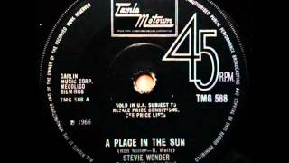 Stevie Wonder . A place in the sun. 1966.
