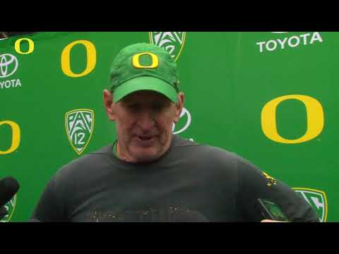 Could Oregon Ducks defensive coordinator Jim Leavitt leave for Colorado? Issues & Answers